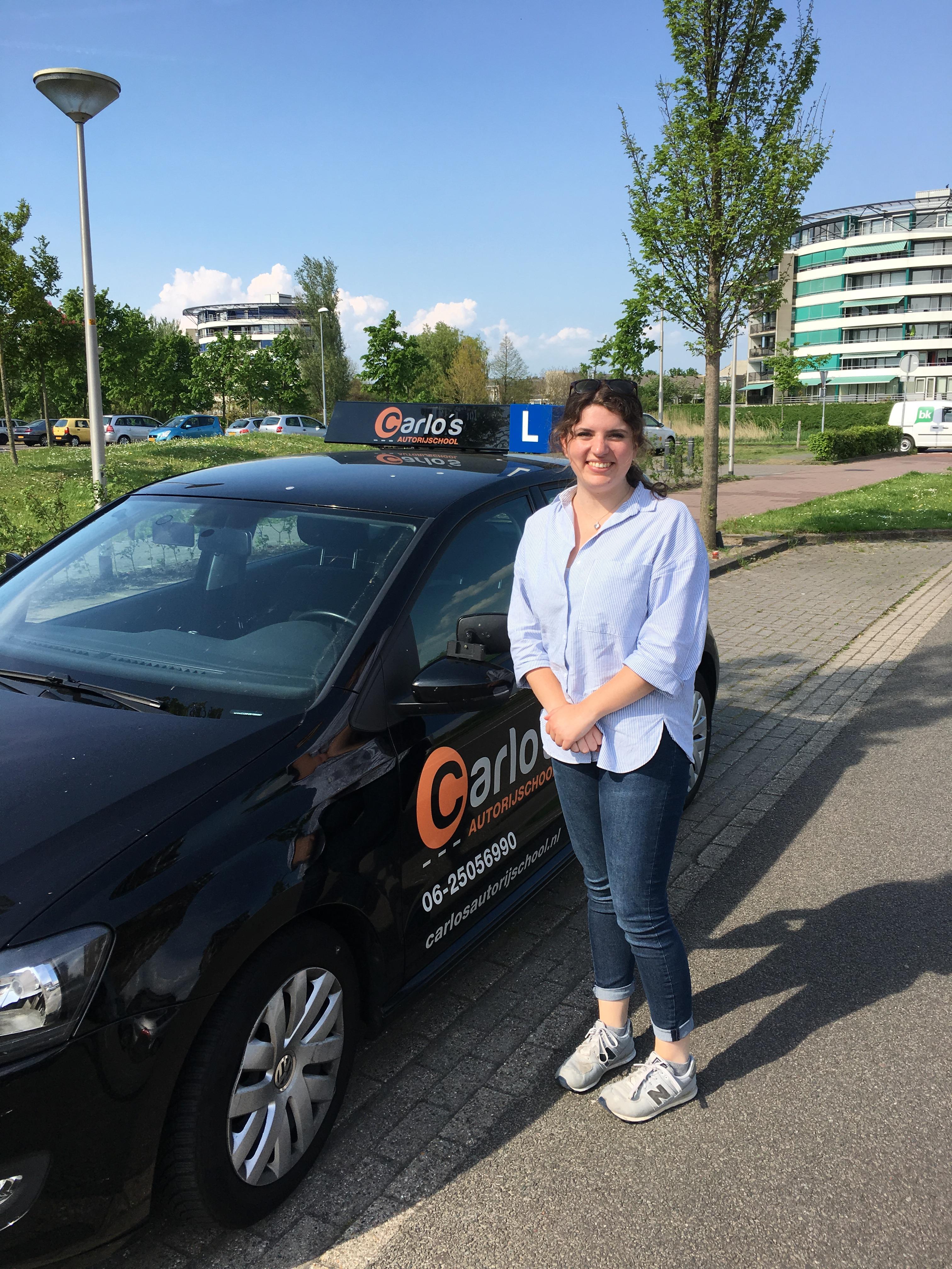Nina van Amstel